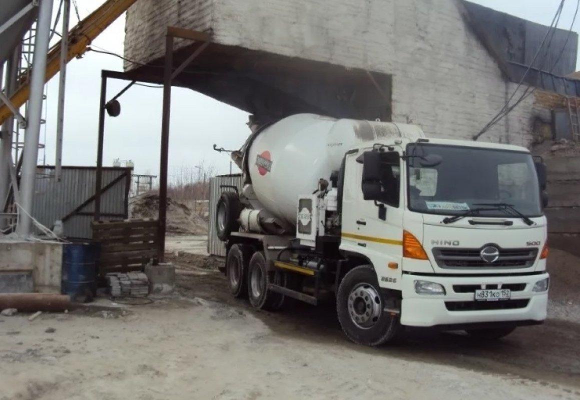 Миксер томск бетон как подать бетонную смесь